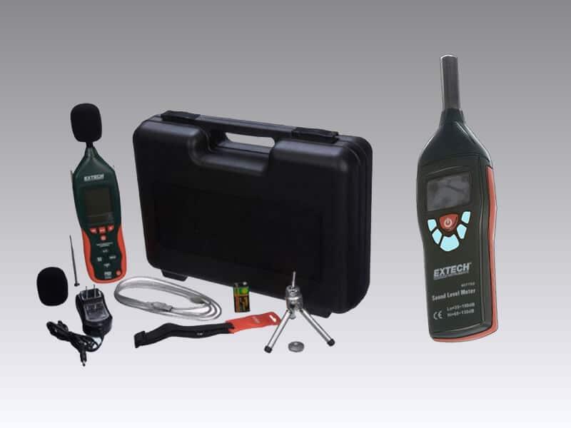 Static Meter and Ultrasonic Leak Detector